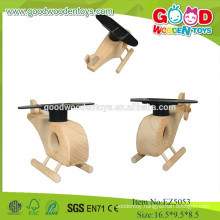 2015 New Design And Top Quality Solar Wooden Toys- Airplain Toy