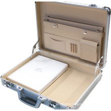 Aluminum Elite Series Attache Case Briefcase