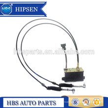 Throttle Motor 7 Cables Part No 247-5212 2475212 For Caterpillar 312CL E312CL