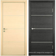 2015 Hotsale Cheap High Quality Wood PVC Coated Door