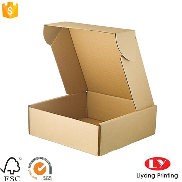 kraft packaging box
