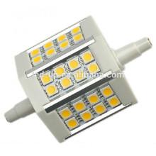SMD5050 LED R7S Luz