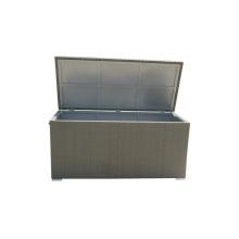Outdoor Garden Rattan Box For Cushion
