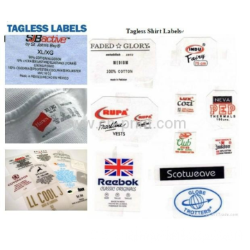 pad shuttle garment neck label 2-color pad printing machine with laser light