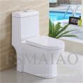 Sanitários de cerâmica Siphonic One Piece Toilet (8102)