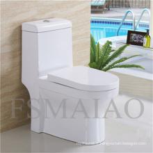Toilettes sanitaires en céramique Siphonic One Piece Toilet (8102)
