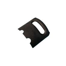 custom sheet metal parts gas cylinder handle