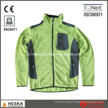 High Visibility Sweatshirt Bodkin Knitted Hivis Knitted Jacket
