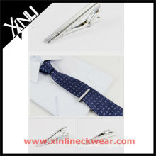 Pasadores de lazo y corbata de seda para hombre