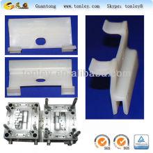 plastic big bracket injection mould for automotive glass