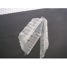 Disposable Blister Plastic Deep Vegetable Tray