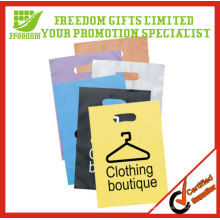 Give Away Brand Packing Plastic Bag For Clothes