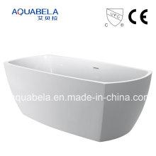 2016 Nueva bañera de baño sintética de acrílico de las mercancías de CE / Cupc (JL655)