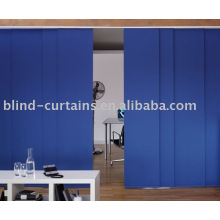 lifeful style green panel blind