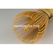 100 Prong Золотой бамбуковый венчик для чая