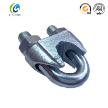 Clip de cuerda de cable de fundición tipo B hecho en china