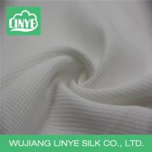 Tecido jacquard de poliéster barato 150D para estofados / vestuário / vestido