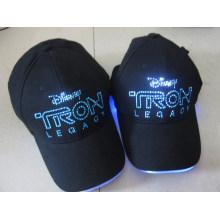 Водить крышки, Бейсбольные кепки со встроенным светодиодные фонари