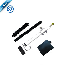 Ground mount Single Axis Complete Kit Sunlight Track linear actuator