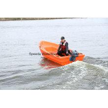 China billig Kunststoff Fischerboot PE Boot 310cm