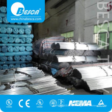 Certificações Listadas BescaTube Manufacture Electrical Steel EMT Conduit