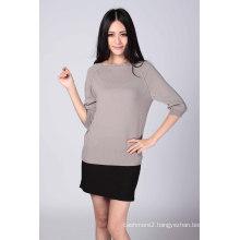 Ladies′ Fashion Cashmere Sweater (1500008077)