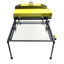 2017 trade assurance big size sublimation machine heat press machine for garments
