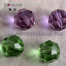 DQ02 32 round Faceted Bead