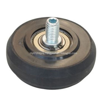 KM86789G02 CWT Guide Roller for KONE Elevator D80X28
