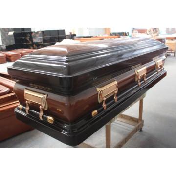 New Model Wooden Coffin (WM02)
