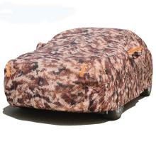 Housse de voiture suv imprimée camouflage en bâche PVC