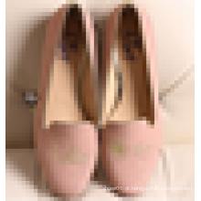 Preço baixo Atacado Senhora Moda Sapatos 2016 Mulheres Embroidery Loafer Sapatos