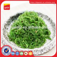 En gros sac emballage FDA congelé Chuka wakame comestible salade d'algues
