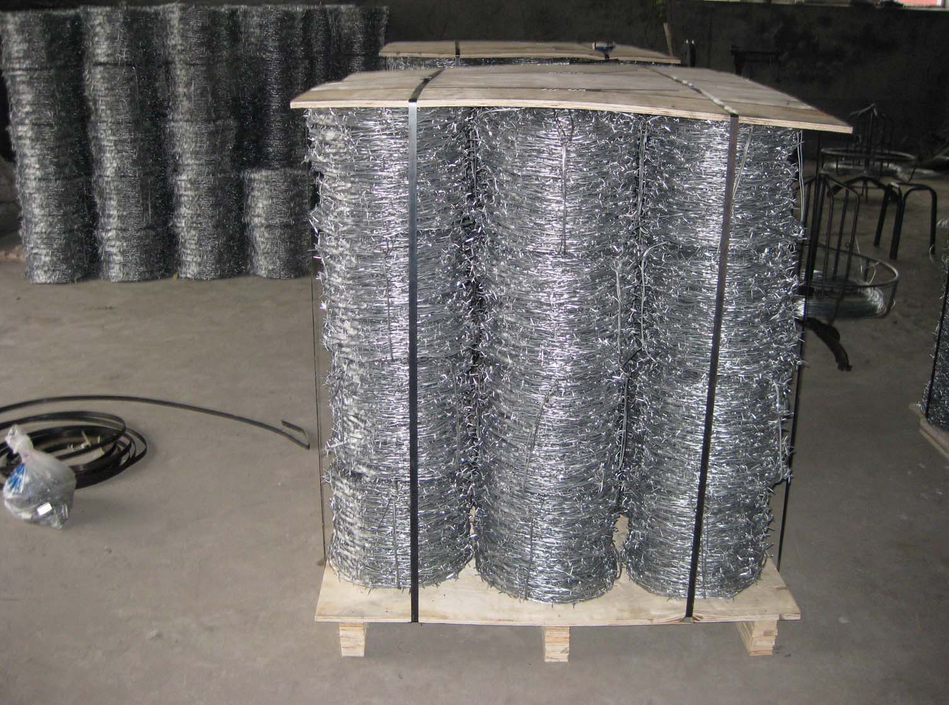 Barbed Wire Weight Per Roll