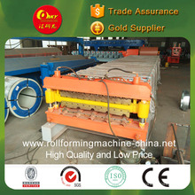 Double Layer Color Steel Tiles Roll Forming Machine for Corrugated and Dovetail Panels