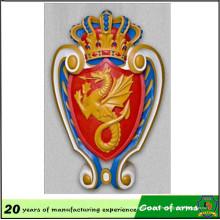 Emblem Factory especializada en metal 3D Emblem