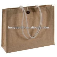 L'importateur européen de sacs en jute à l'importation en Europe, sac à dos en jute, sac à provisions en jute 100 AT-1017