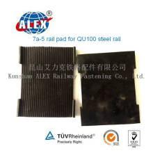 7A-5 Rail Pads for Qu100 Steel Rail