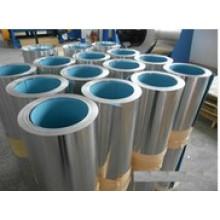 Revestimento de isolamento de alumínio embutido / ondulado / com nervuras com barreira de água