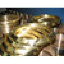 Bobina de cobre e fio de cobre, perfil de cobre