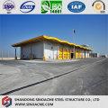Armazém de estrutura de aço logística de grande porte
