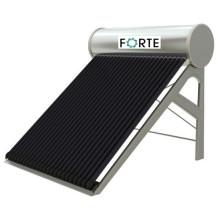 Chauffe-eau solaire non-pressurisé pour l'utilisation à la maison (150L)