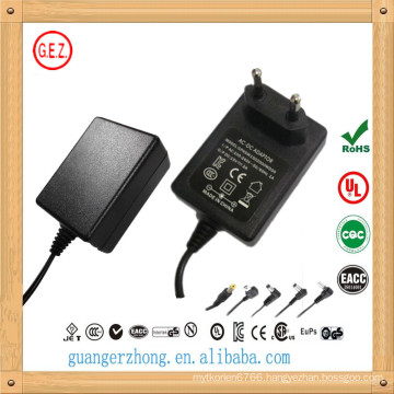 best selling 15v 1500ma ac dc power adapter manufactured in China