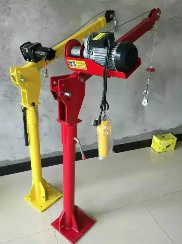 small lifting cranes for truck