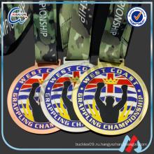Индивидуальные спортивные медали GRAPPLING CHAMPIONSHIP