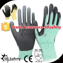 13 калибровочных перчаток с покрытием 5 на водной основе перчатки защитные рабочие перчатки