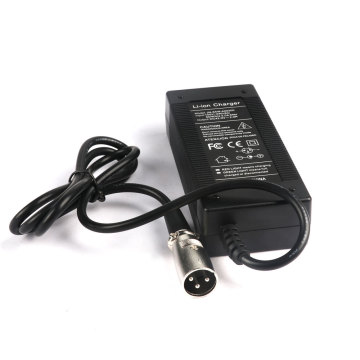 42V2A 3 Pin Li-ion Scooter Ebike Charger