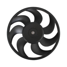 Hot selling car radiator cooling fan for BENZ