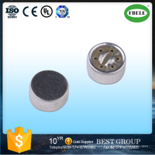 6.0mm *2.7mm Omnidirectional Electret Condenser Microphone