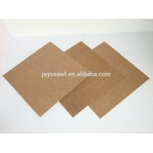 Raw Hardboard 1120x2440x3.2mm
